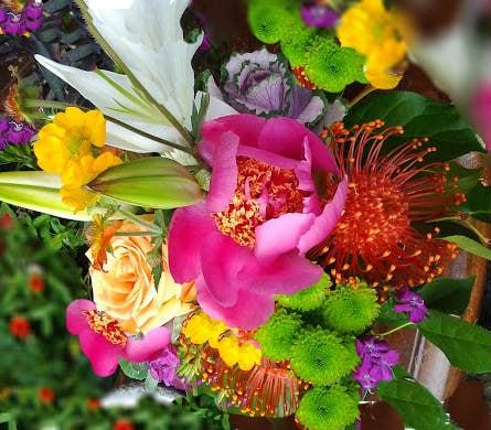 Misaghi Design Orinda Florist