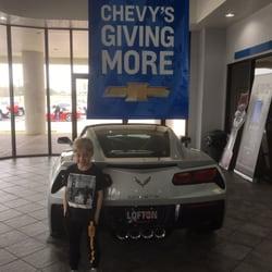 Photo Of Lofton Chevrolet   Henderson, TN, United States. My Son Lofton At