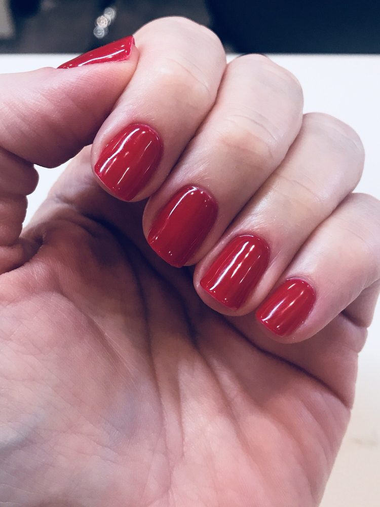 Elite Nails & Spa: 10141 S Delaware Ave, Tulsa, ...