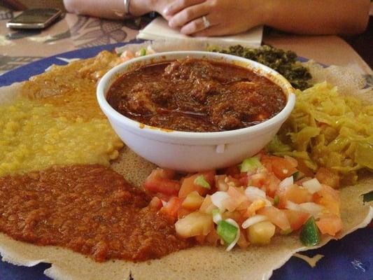 Indian Food Mid Wilshire