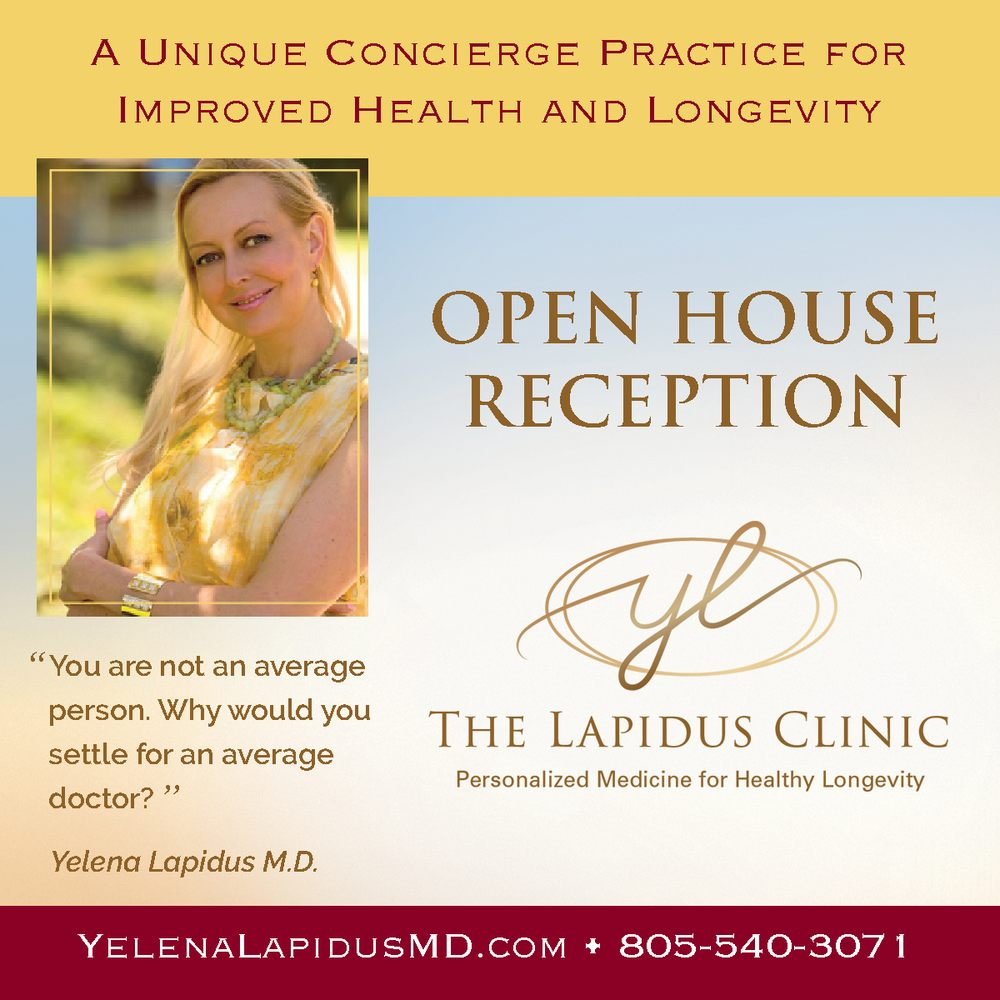 The Lapidus Clinic: 6685 Bay Laurel Place A, Avila Beach, CA