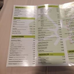 New City Sushi - New City, NY, United States. Menu 2
