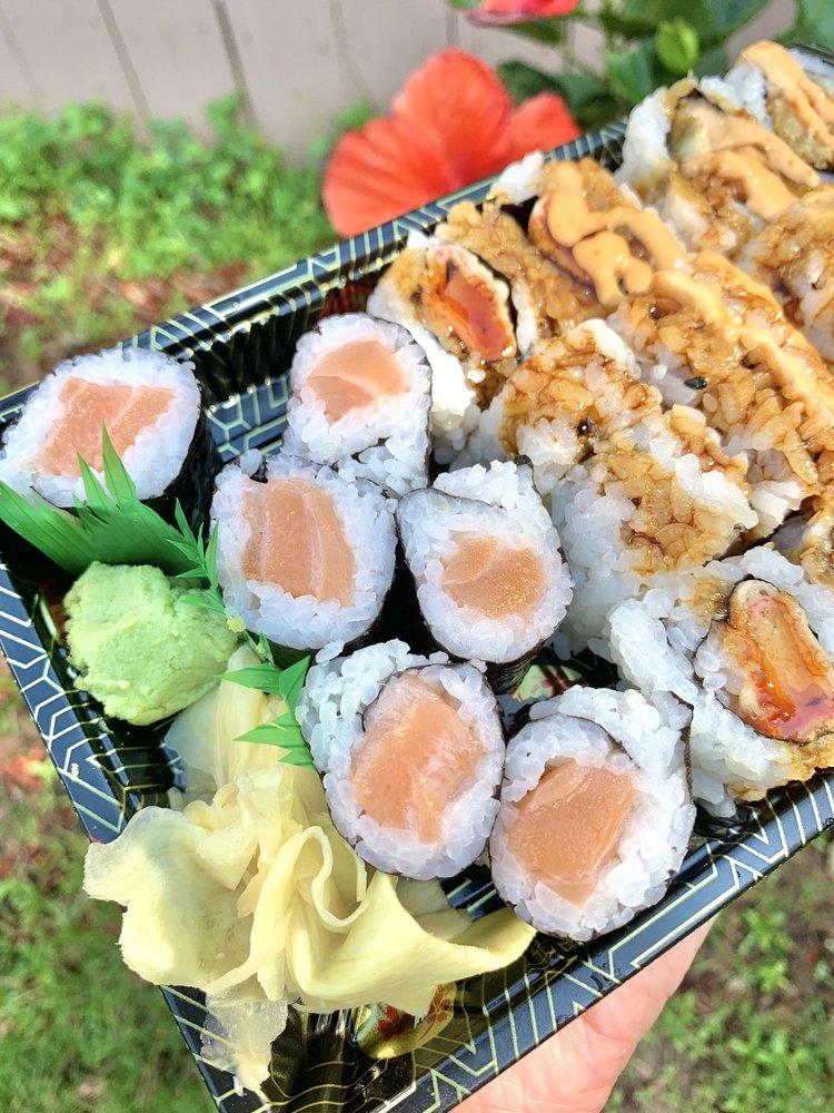 Yuki Teriyaki & Sushi: 1573 Hwy 20, Conyers, GA