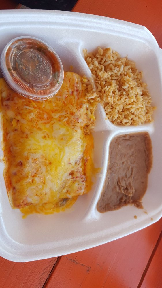 El Dorado Taco: 122 N Ohio Ave, Fremont, OH