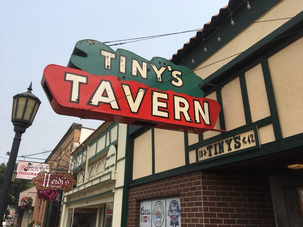 Tiny's Tavern: 155 N Main St, Mount Angel, OR