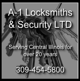 A-1 Locksmiths & Security: 310 Pine St, Normal, IL