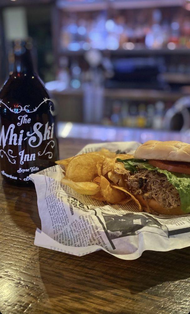 The Whi-Ski Inn: 2670 US 131 S, Boyne Falls, MI