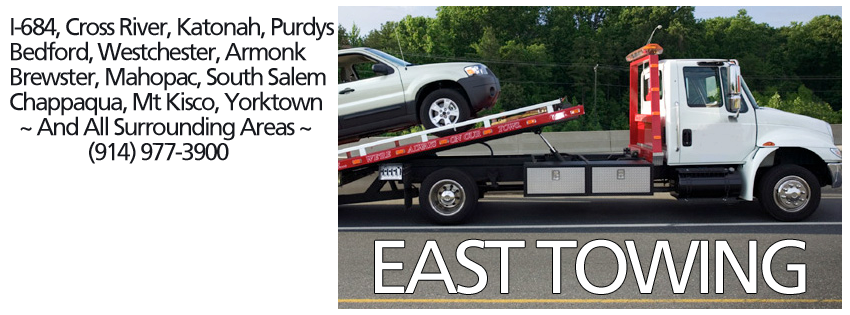 Towing business in Bedford, NY