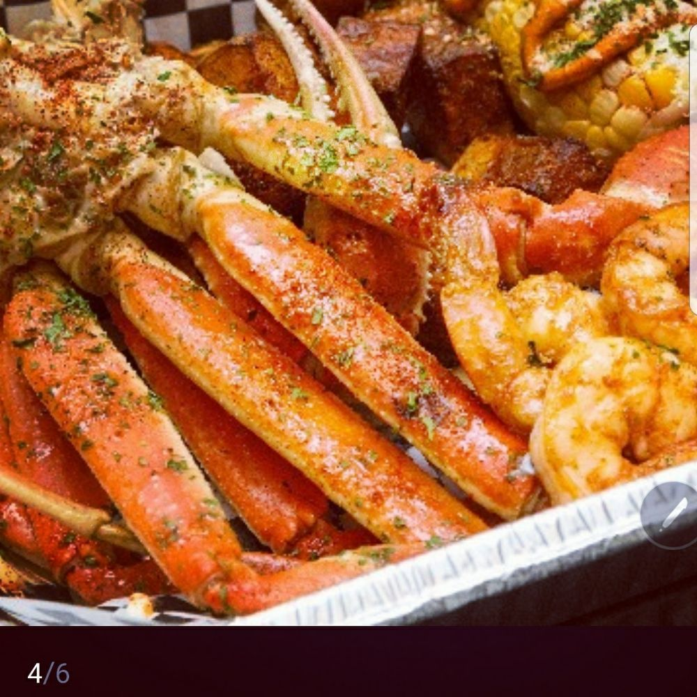 Food from Crabs R Us
