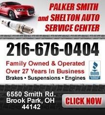Palker Automotive Repair: 6550 Smith Rd, Brook Park, OH
