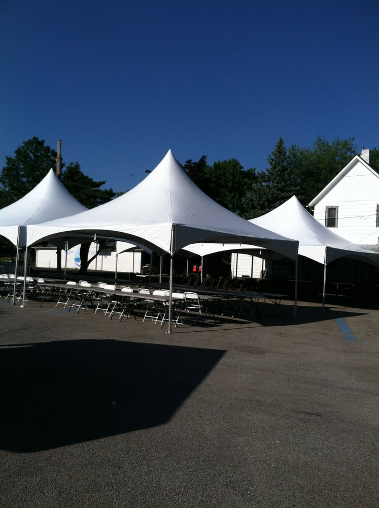 Providing Quality Tent Table And Chair Rentals In Staten