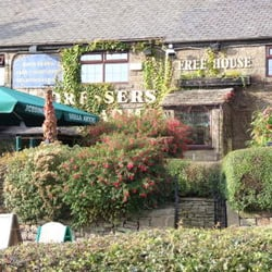 Photo Of Dressers Arms Chorley Lancashire United Kingdom Good Beer Garden Outside