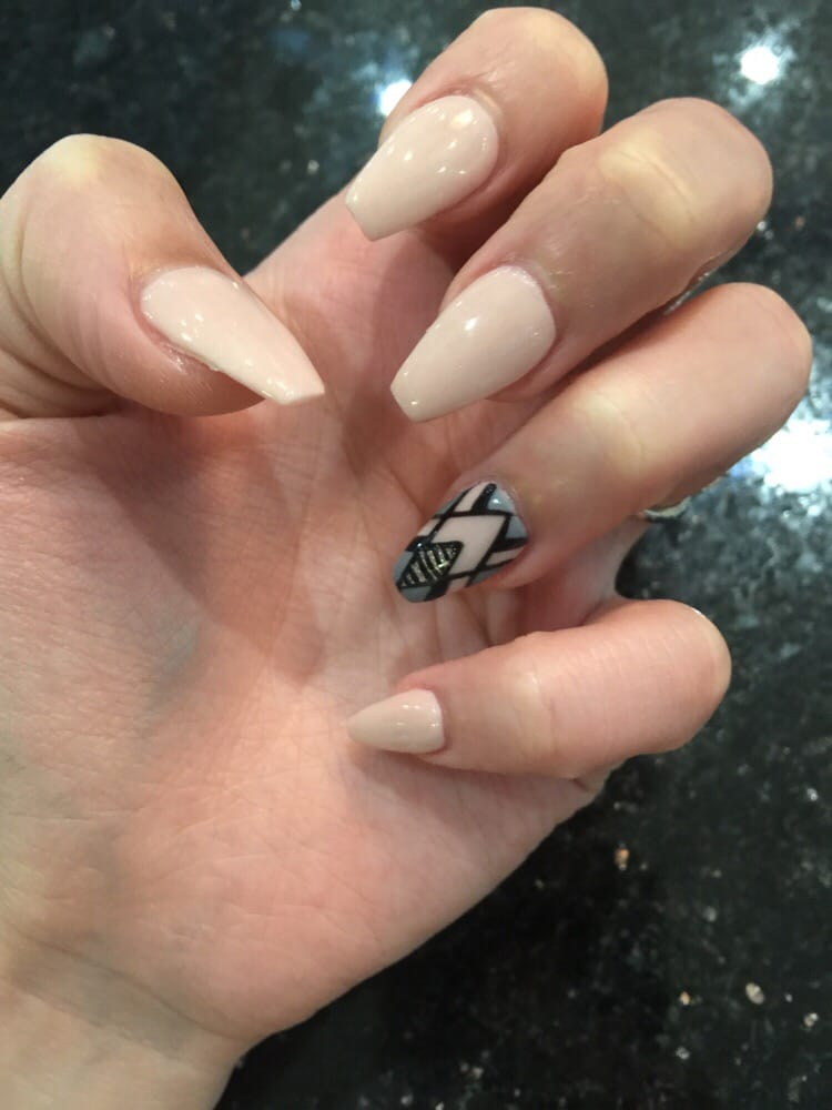 I\'m in love with my nails!!! Thank you Becky for doing a great job ...