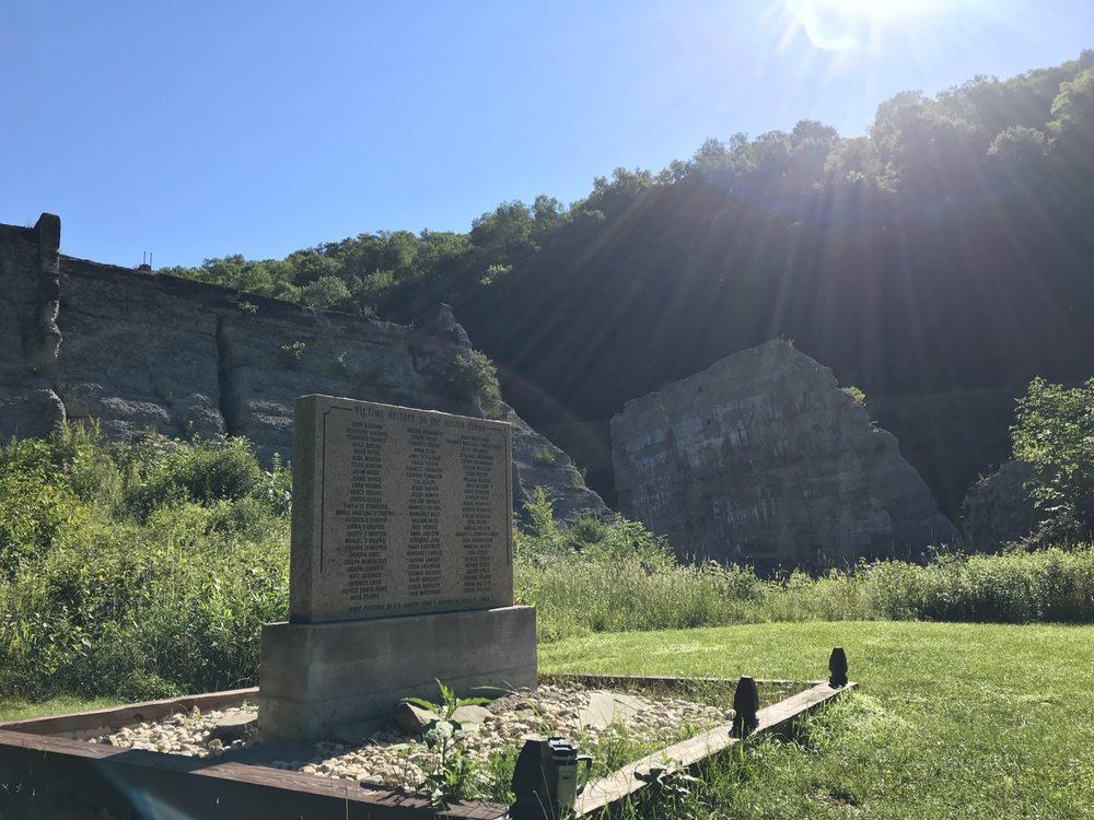 Austin Dam Memorial: 5384 PA-872, Austin, PA