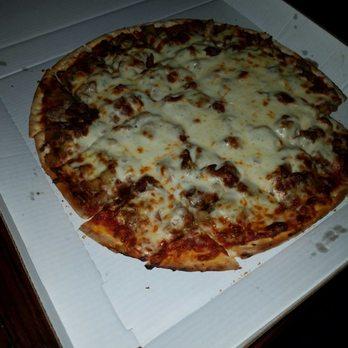 Photo Of Mama Maria S Pizza Elmhurst Il United States 16 Sausage