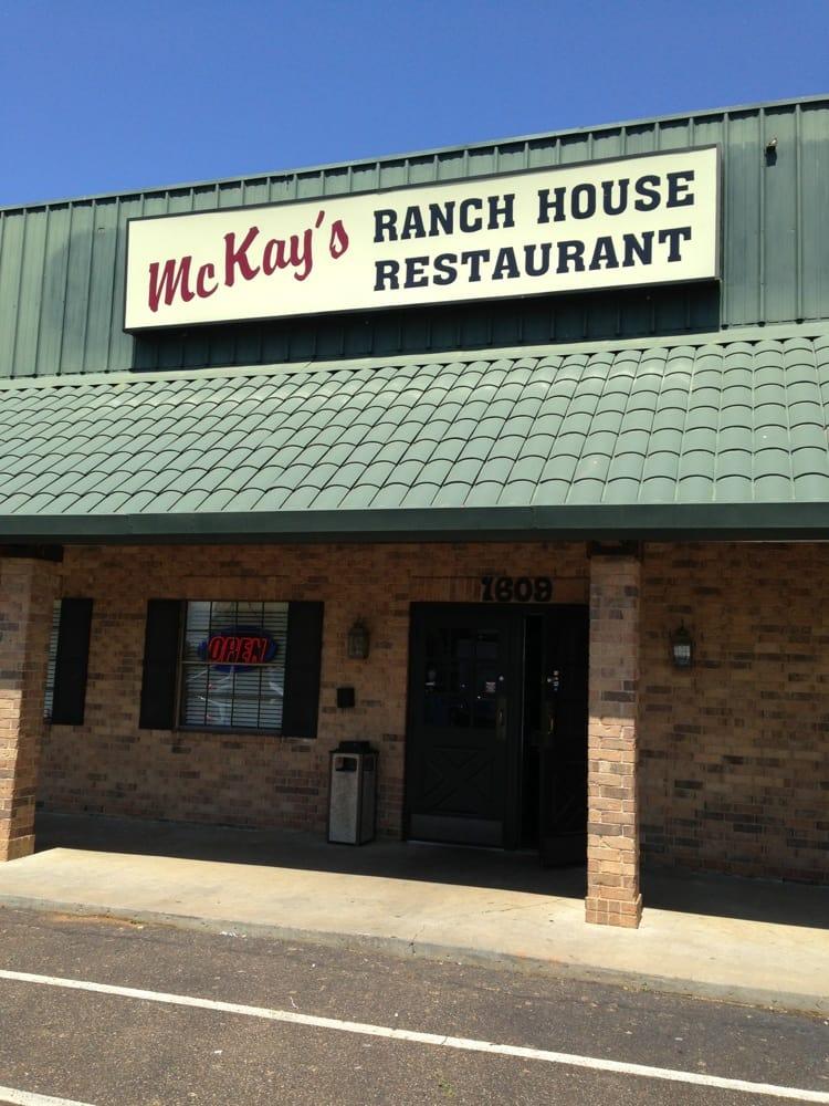 McKay's Ranch House: 1609 US Hwy 259 N, Kilgore, TX