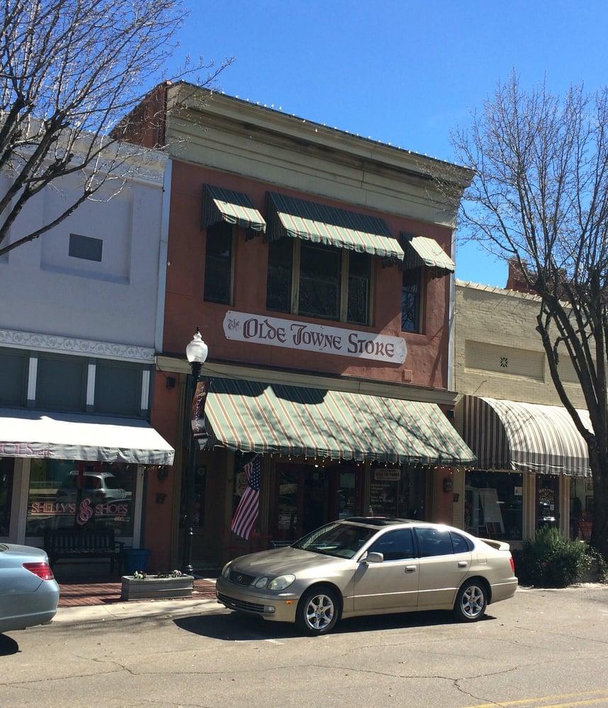 Olde Towne Store: 113 N Jefferson Ave, El Dorado, AR
