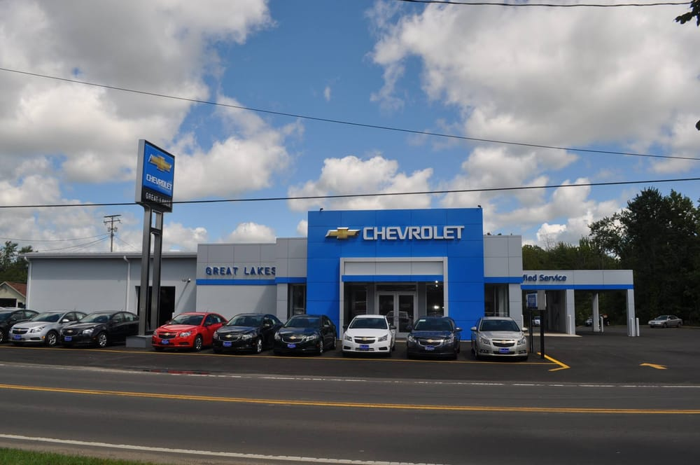 Great Lakes Chevrolet: 310 S Chestnut St, Jefferson, OH