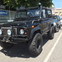 Land Rover At Roverland Photos Reviews Auto Repair - Land rover mechanic los angeles