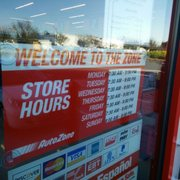 AutoZone - Auto Parts & Supplies - 1650 North 1st St, Dixon, CA ...