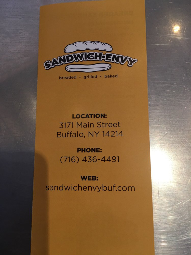 Sandwich Envy - CLOSED - 2019 All You Need to Know BEFORE