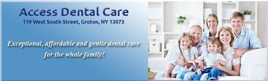 Access Dental Care: 119 W South St, Groton, NY