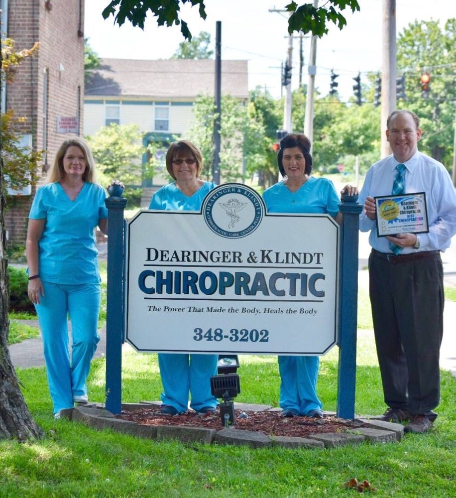 Dearinger & Klindt Chiropractic Care Center: 107 N 5th St, Bardstown, KY