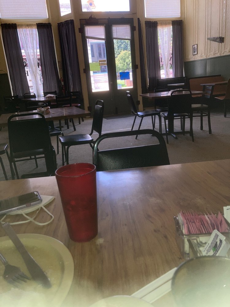 The Main Cafe: 520 Main St, New Harmony, IN
