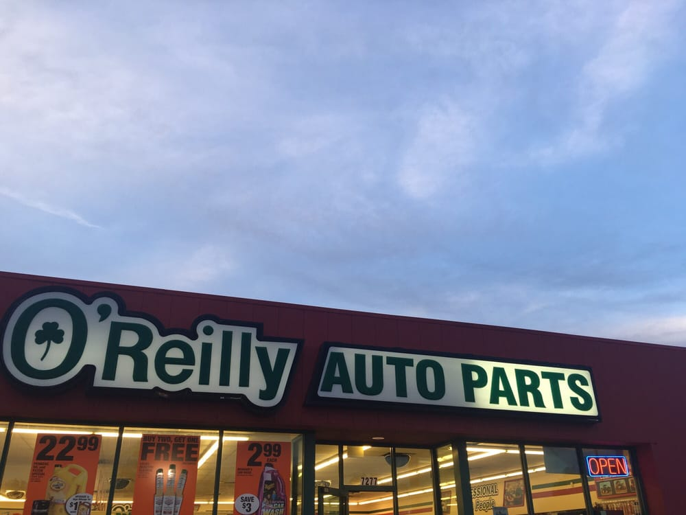 O'Reilly Auto Parts: 7277 Natural Bridge Rd, Saint Louis, MO