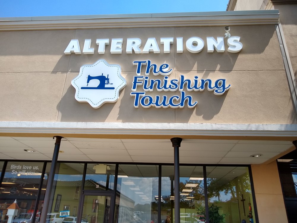 Finishing Touch Alterations: 4800 I-55 N Frontage Rd, Jackson, MS