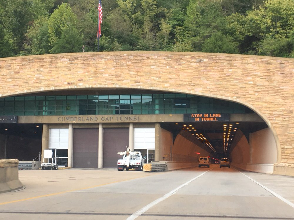 Cumberland Gap Tunnel: 31 US Hwy 25E, Middlesboro, KY