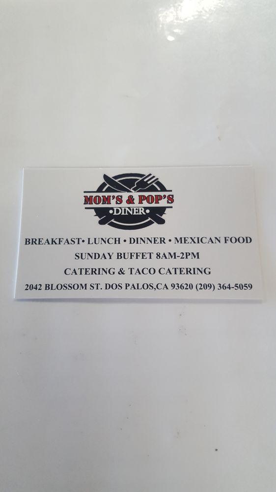 Mom's & Pop's Diner