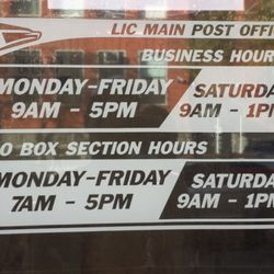 is post office open on presidents day 2019