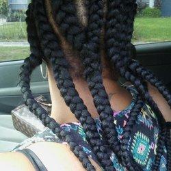 Genuine African Hair Braiding Extensiones De Pelo 2844