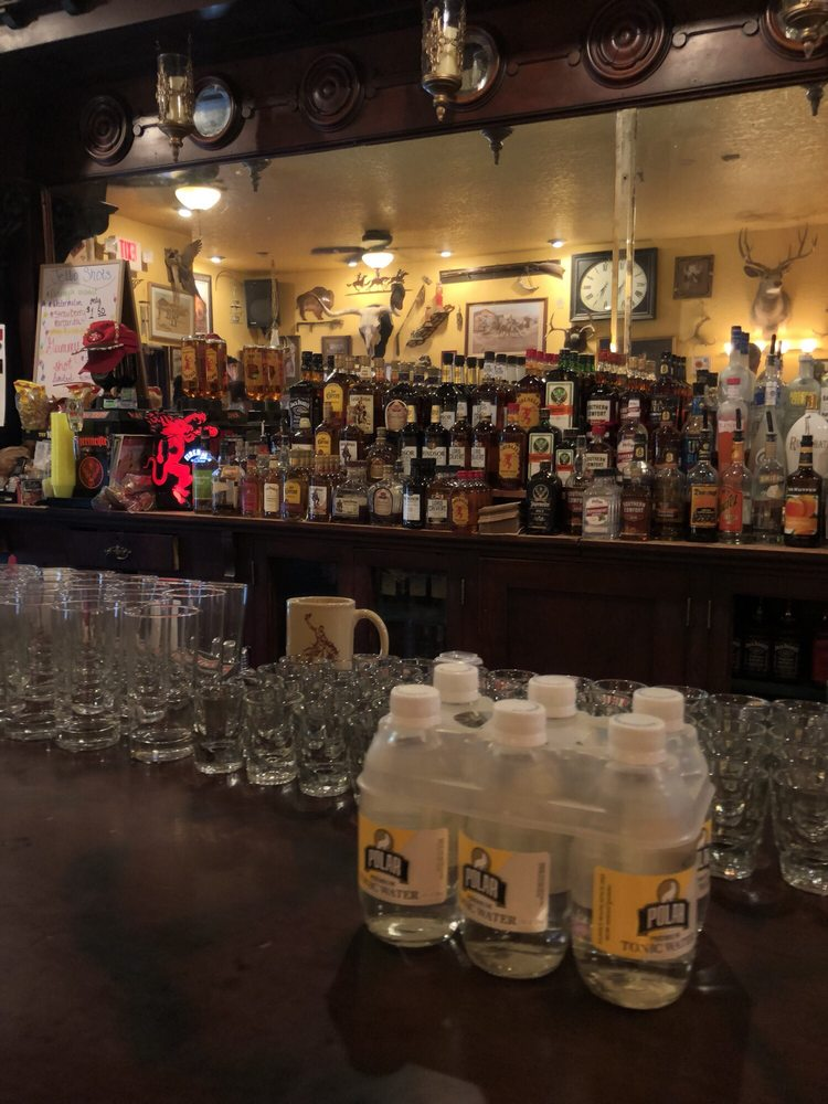 The Black Hills Saloon Co: 507 Main St, Oelrichs, SD