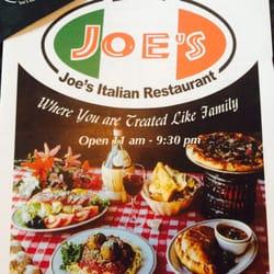Photo Of Joe S Pizza Pasta Sulphur La United States Great Restaurant