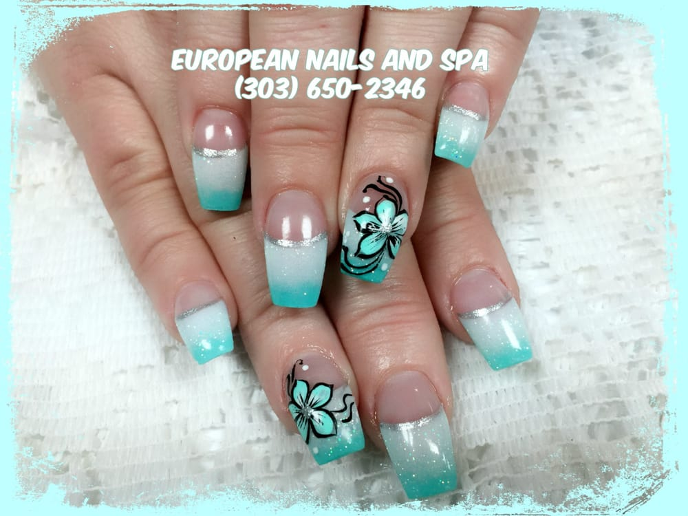 Photos for European Nails & Spa - Yelp