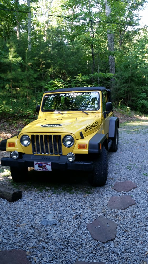 Southland Car & Jeep Rentals: 1011 E Pkwy, Gatlinburg, TN
