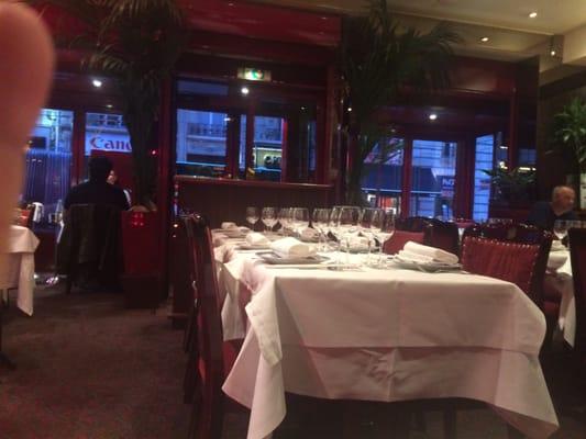 chez ly restaurants 25 rue la bo tie europe miromesnil paris france restaurant reviews. Black Bedroom Furniture Sets. Home Design Ideas
