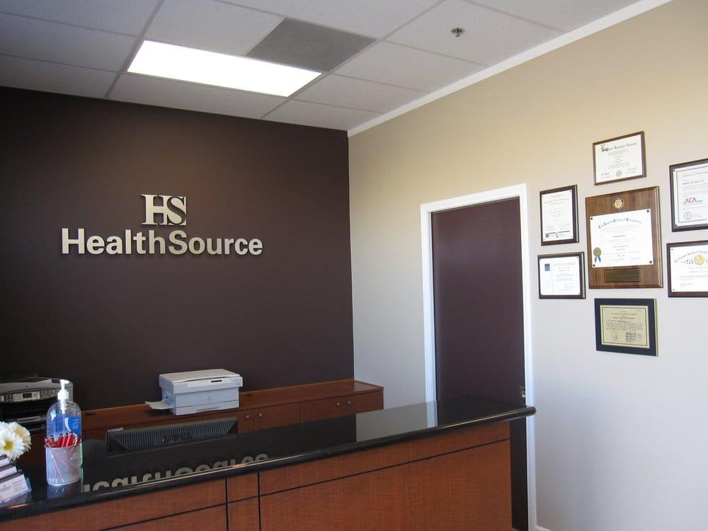 HealthSource Chiropractic of Mira Loma: 6205 Pats Ranch Rd, Mira Loma, CA