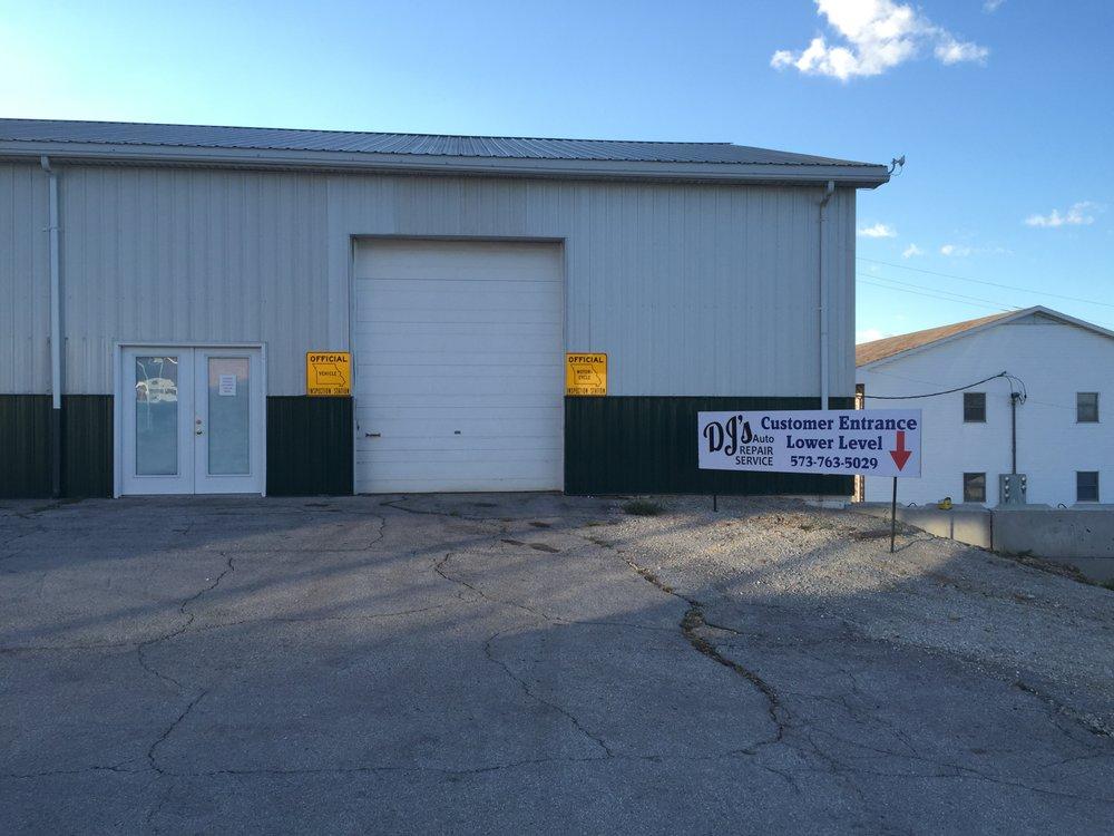 DJ's Repair Service: 927 E. Main, Linn, MO