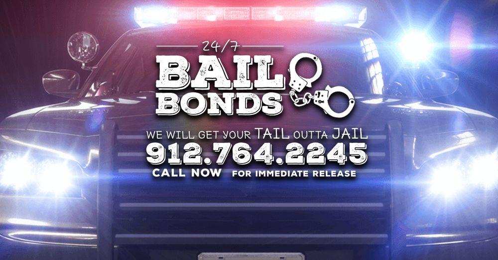 24/7 Bail Bonds: 17341 Hwy 301 N, Statesboro, GA