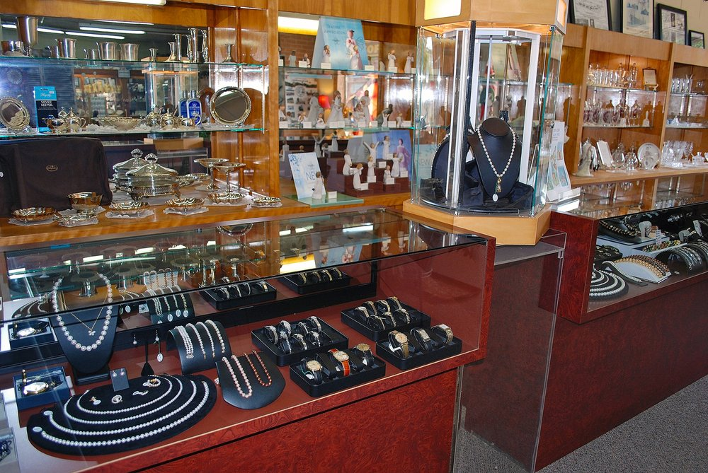 Pace Jewelers: 1250 Pendleton St, Greenville, SC