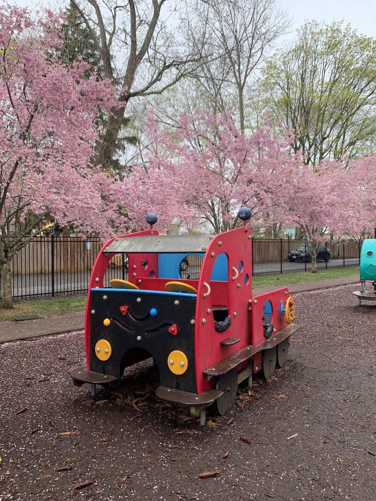 Village Playground: 31 Commercial St, Cranston, RI