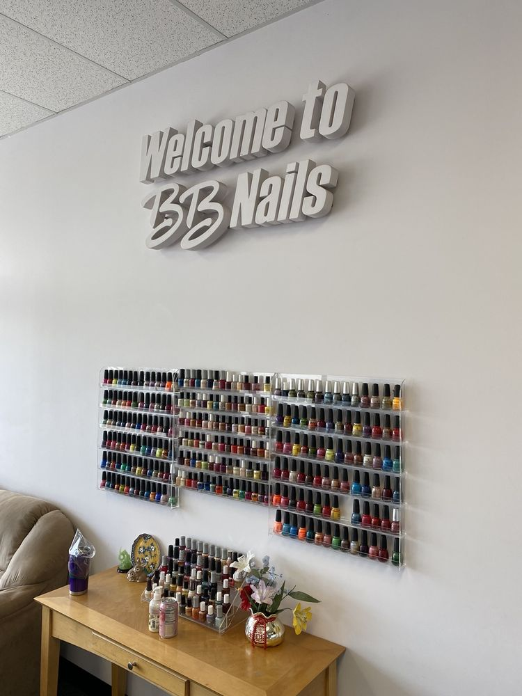 BB Nails: 1525 Main St, Windsor, CO