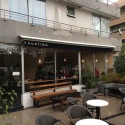 Faustina 24 Photos 11 Reviews Cafes Andrés Bello