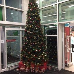Photo Of Asda Dunbar East Lothian United Kingdom Christmas Trees Already Up