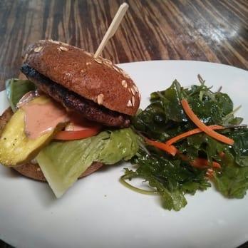 Photo Of LYFE Kitchen   Culver City, CA, United States. Farmhouse Burger(