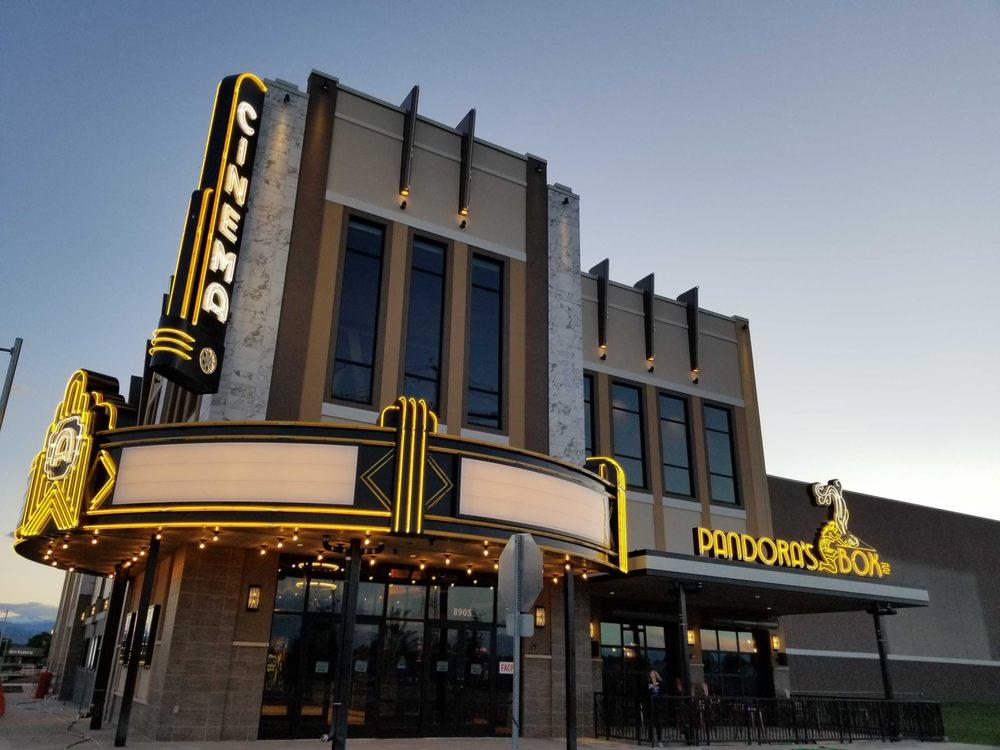 Alamo Drafthouse Cinema Westminster: 8905 Westminster Blvd, Westminster, CO