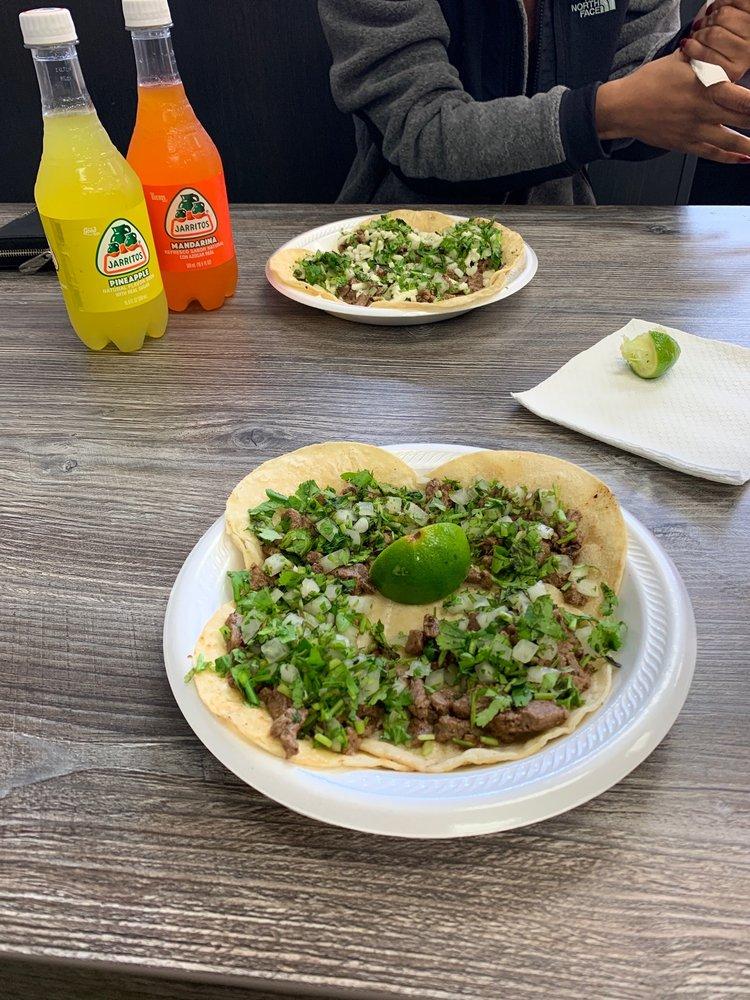Rico's Tacos: 115 E Walnut St, Goldsboro, NC